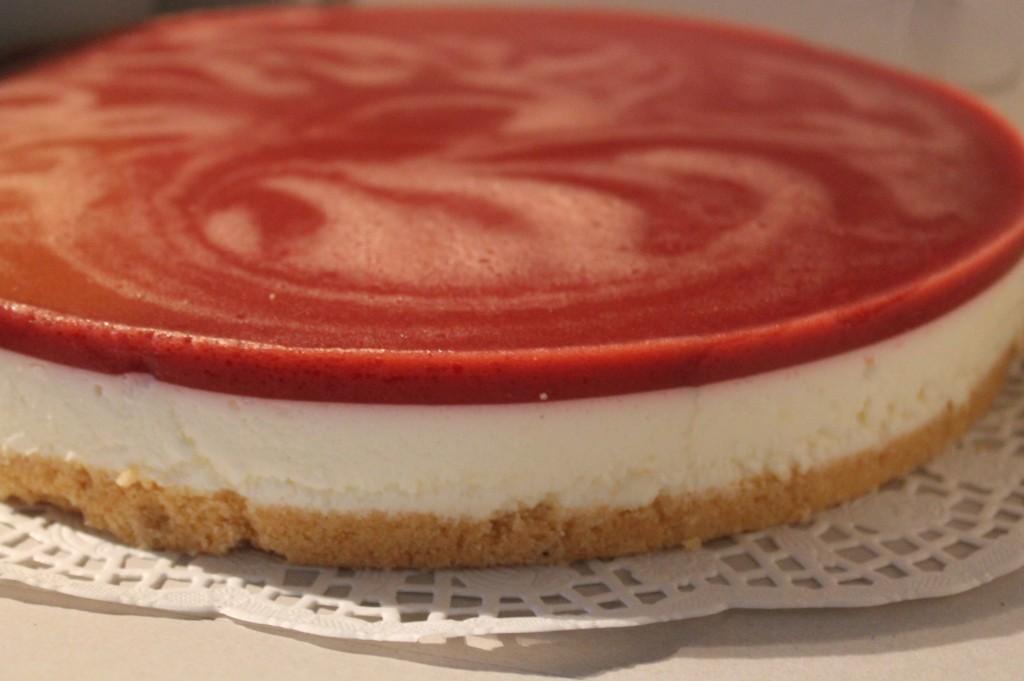 Cherrylicious kwarktaart (10 p.) | € 18